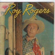 Tebeos: ROY ROGERS - AÑO IX - Nº 99 - NOVIEMBRE 1º DE 1960 ** EDITORIAL NOVARO - SEA **. Lote 245196780