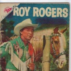 Tebeos: ROY ROGERS - AÑO VI - Nº 66 - FEBRERO 1º DE 1958 ** EDITORIAL NOVARO - SEA **. Lote 245197075
