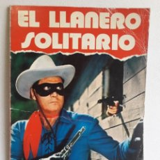 Tebeos: LIBRO COMIC EL LLANERO SOLITARIO - COLECCIÓN LIBRIGAR MICO - NO NOVARO. Lote 245490185