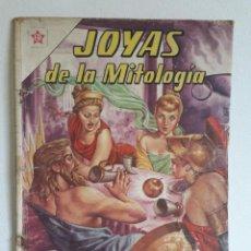 Tebeos: JOYAS DE LA MITOLOGÍA Nº 1 - LA MANZANA DE LA DISCORDIA - ORIGINAL EDITORIAL NOVARO. Lote 245490795