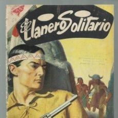 Tebeos: EL LLANERO SOLITARIO 60, 1958, NOVARO, ENCUADERNACIÓN. COLECCIÓN A.T.. Lote 245565270