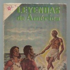 Tebeos: LEYENDAS DE AMÉRICA 57: SUMÉ 1960, NOVARO. COLECCIÓN A.T.. Lote 245568980