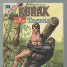 Tebeos: KORAK, EL HIJO DE TARZAN 14, 1973, NOVARO, BUEN ESTADO. COLECCIÓN A.T.. Lote 245571615