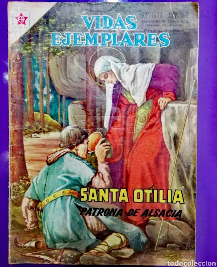 SANTA OTILIA (Tebeos y Comics - Novaro - Vidas ejemplares)