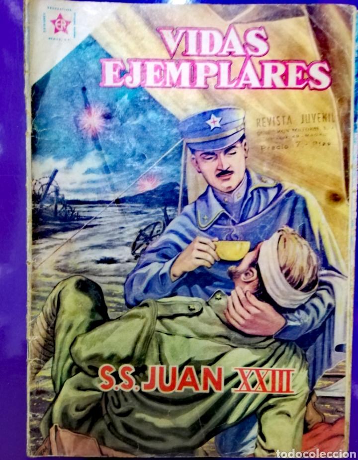 S. S. JUAN XXIII (Tebeos y Comics - Novaro - Vidas ejemplares)