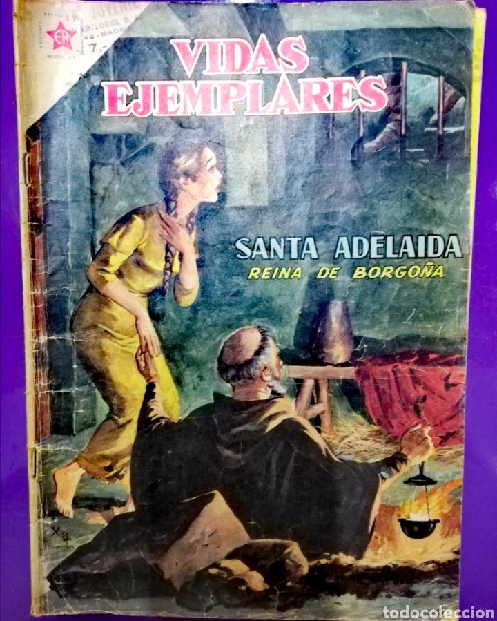 SANTA ADELAIDA (Tebeos y Comics - Novaro - Vidas ejemplares)