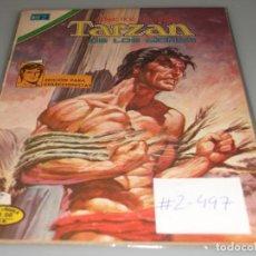 Tebeos: TARZAN 497. Lote 245739890
