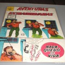 Tebeos: AVENTURAS EXTRAORDINARIAS 219 EDITORIAL SOL. Lote 245740105