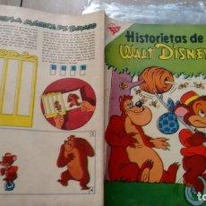 Tebeos: HISTORIETAS DE WALT DISNEY - NUMERO 104 -. Lote 245787280