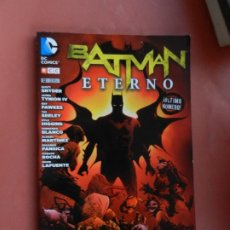 Tebeos: BATMAN ETERNO Nº 12 DC - SCOTT SNYDER - COMICS ECC - ULTIMO NUMERO. Lote 245908505