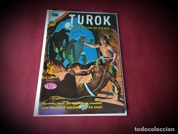 TUROK Nº 45 -NOVARO - IMPECABLE ESTADO (Tebeos y Comics - Novaro - Otros)