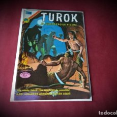 Tebeos: TUROK Nº 45 -NOVARO - IMPECABLE ESTADO. Lote 245919380