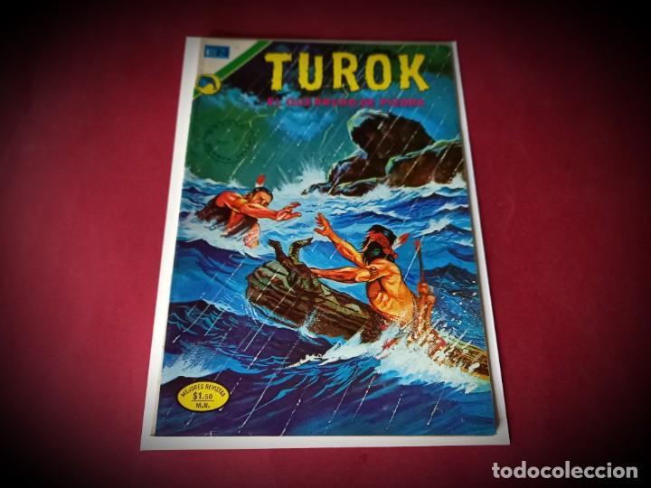 TUROK Nº 43 -NOVARO - IMPECABLE ESTADO (Tebeos y Comics - Novaro - Otros)