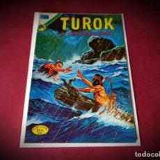 Tebeos: TUROK Nº 43 -NOVARO - IMPECABLE ESTADO. Lote 245920965