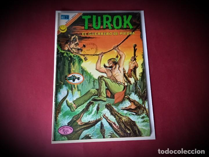 TUROK Nº 35 -NOVARO - IMPECABLE ESTADO (Tebeos y Comics - Novaro - Otros)