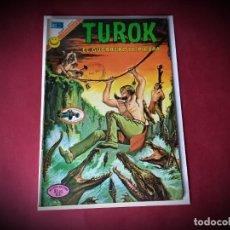 Tebeos: TUROK Nº 35 -NOVARO - IMPECABLE ESTADO. Lote 245921035