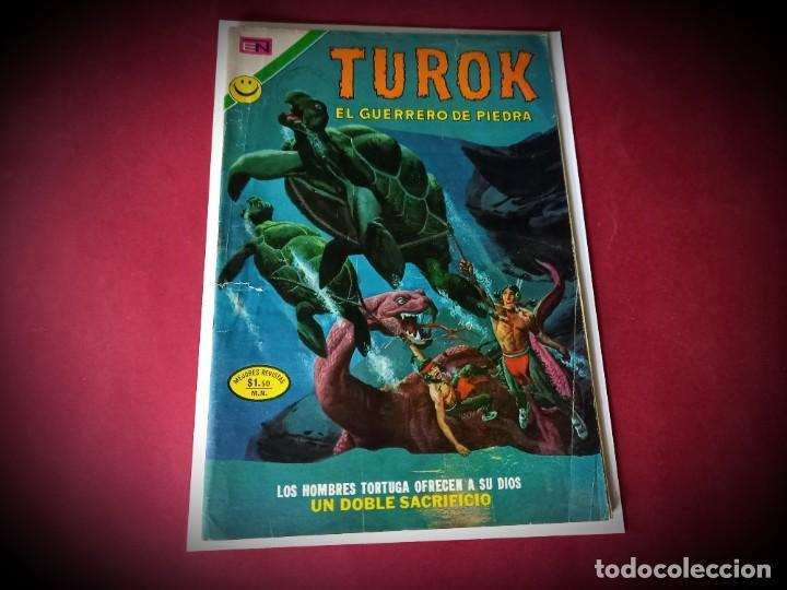 TUROK Nº 42 -NOVARO - BUEN ESTADO (Tebeos y Comics - Novaro - Otros)