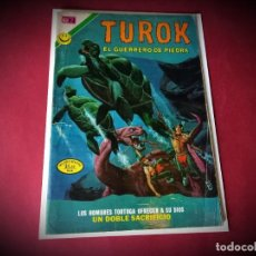Tebeos: TUROK Nº 42 -NOVARO - BUEN ESTADO. Lote 245921085