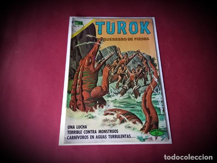 TUROK Nº 30 -NOVARO - IMPECABLE ESTADO - (Tebeos y Comics - Novaro - Otros)