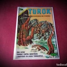 Tebeos: TUROK Nº 30 -NOVARO - IMPECABLE ESTADO -. Lote 245921755