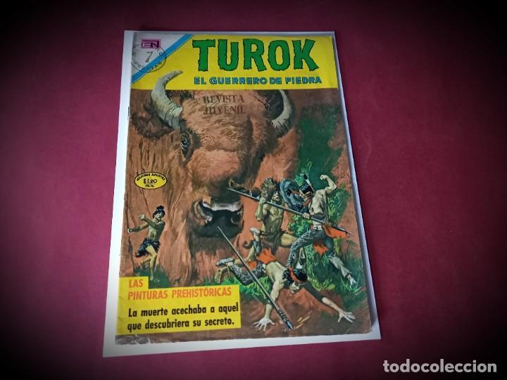 TUROK Nº 27 -NOVARO - IMPECABLE ESTADO - (Tebeos y Comics - Novaro - Otros)