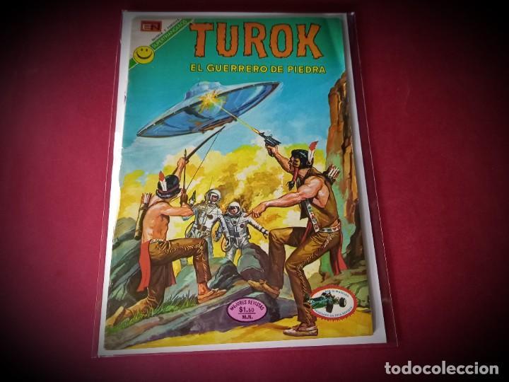 TUROK Nº 40 -NOVARO - IMPECABLE ESTADO - (Tebeos y Comics - Novaro - Otros)