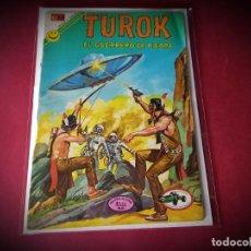 Tebeos: TUROK Nº 40 -NOVARO - IMPECABLE ESTADO -. Lote 245921930