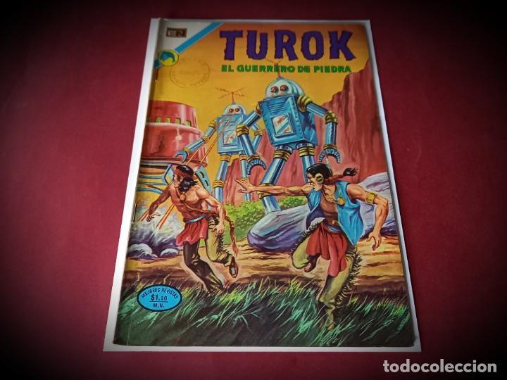 TUROK Nº 44 -NOVARO - IMPECABLE ESTADO - (Tebeos y Comics - Novaro - Otros)
