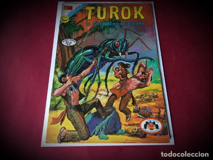 TUROK Nº 37 -NOVARO - IMPECABLE ESTADO - (Tebeos y Comics - Novaro - Otros)