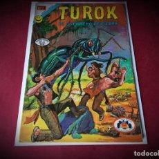 Tebeos: TUROK Nº 37 -NOVARO - IMPECABLE ESTADO -. Lote 245922255