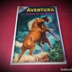 Tebeos: AVENTURA Nº 573 -NOVARO -EXCELENTE ESTADO. Lote 245925385