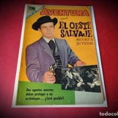 Livros de Banda Desenhada: AVENTURA Nº 563 -NOVARO -EXCELENTE ESTADO. Lote 245925545