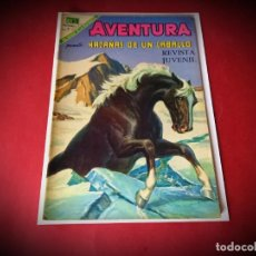 Tebeos: AVENTURA Nº 593 -NOVARO -EXCELENTE ESTADO. Lote 245925630