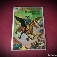 Tebeos: CLASICOS DEL CINE Nº 273 -NOVARO - EXCELENTE ESTADO. Lote 246042230