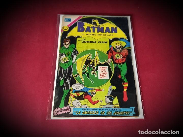 BATMAN Nº 651 - NOVARO- EXCELENTE ESTADO (Tebeos y Comics - Novaro - Batman)