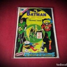 Tebeos: BATMAN Nº 651 - NOVARO- EXCELENTE ESTADO. Lote 246048900