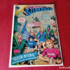 Tebeos: SUPERMAN Nº 840 -NOVARO -EXCELENTE ESTADO. Lote 246063955