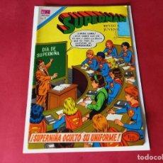 Tebeos: SUPERMAN Nº 832 -NOVARO -EXCELENTE ESTADO. Lote 246064040