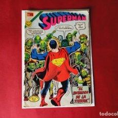Tebeos: SUPERMAN Nº 882 -NOVARO -EXCELENTE ESTADO. Lote 246064105