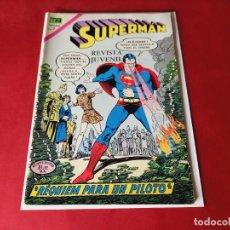 Tebeos: SUPERMAN Nº 846 -NOVARO -EXCELENTE ESTADO. Lote 246064620