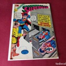 Tebeos: SUPERMAN Nº 868 -NOVARO -EXCELENTE ESTADO. Lote 246064735