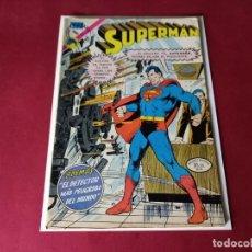 Tebeos: SUPERMAN Nº 896 -NOVARO -EXCELENTE ESTADO. Lote 246064970