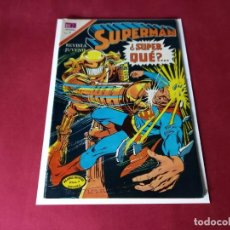 Tebeos: SUPERMAN Nº 852 -NOVARO -EXCELENTE ESTADO. Lote 246065470