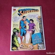 Tebeos: SUPERMAN Nº 833 -NOVARO -EXCELENTE ESTADO. Lote 246065625