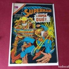 Tebeos: SUPERMAN Nº 852 -NOVARO -EXCELENTE ESTADO. Lote 246066090