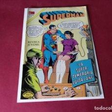 Tebeos: SUPERMAN Nº 833 -NOVARO -EXCELENTE ESTADO. Lote 246066140