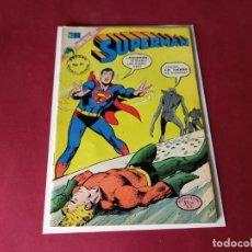Tebeos: SUPERMAN Nº 917 -NOVARO -EXCELENTE ESTADO. Lote 246066680
