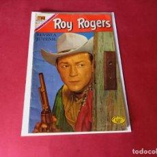 Tebeos: ROY ROGERS Nº 207 -NOVARO -EXCELENTE ESTADO. Lote 246137585