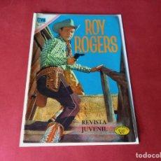 Tebeos: ROY ROGERS Nº 219 -NOVARO -EXCELENTE ESTADO. Lote 246139055