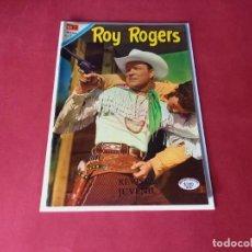 Tebeos: ROY ROGERS Nº 217 -NOVARO -EXCELENTE ESTADO. Lote 246139400